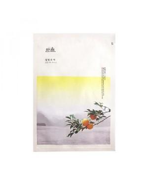 HANYUL - Masque en feuille d'huile de citron clair de lune - 1pc