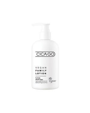 ISOI - CICAGO Lotion familiale végétalienne - 350ml