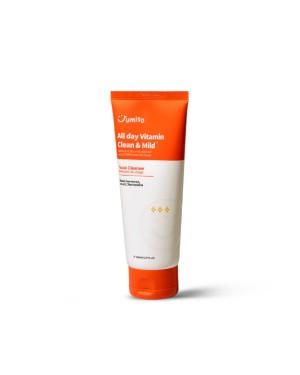 Jumiso - Nettoyant facial doux et nettoyant toute la journée - 150 ml