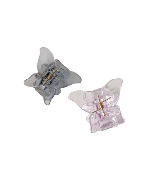 MsBlossom - Butterfly Hair Claw - 1pc