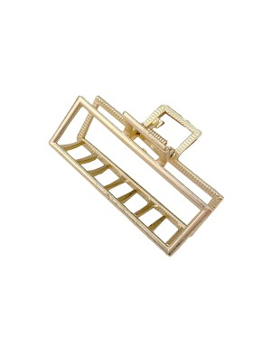 MsBlossom - Rectangle Hair Claw - 1pc