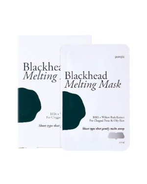 PETITFEE - Blackhead Melting Mask - 2.5ml * 5ea