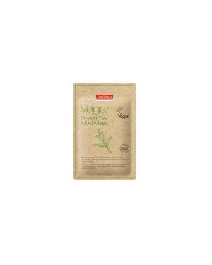 PUREDERM - Vegan Green Tea Mud Mask - 15g