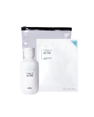 PyunkangYul - Lot de sachets anti-acné 150 ml - 1set(2items)