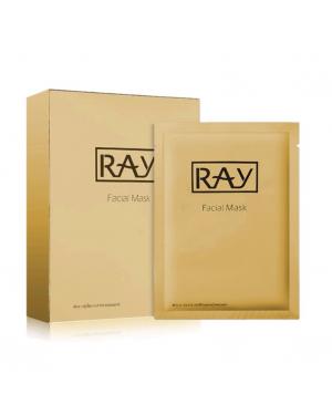 Ray - Gold Facial Mask - 10pcs