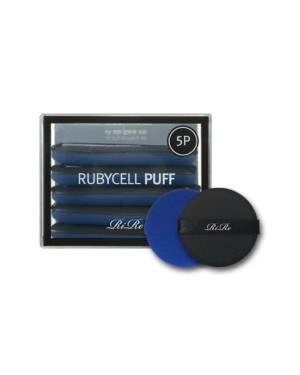RiRe - Rubycell Puff - 5pcs