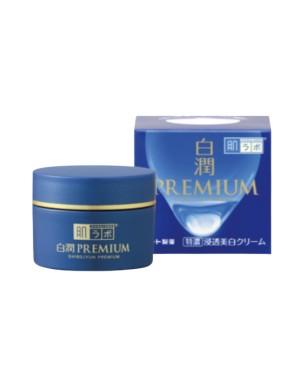 Rohto Mentholatum  - Hada Labo Shirojyun Premium Deep Whitening Cream (Japan Version) - 50g