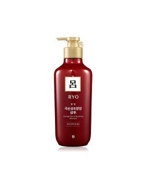 Ryo Hair - Damage Care & Nourishing Shampoo - 550ml