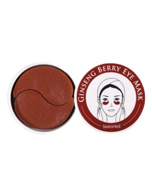 Shangpree - Ginseng Berry Masque pour les yeux - 1pack (60pcs)