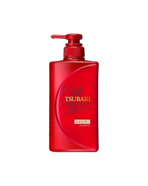 Shiseido - Tsubaki Premium Shampooing hydratant - 490ml