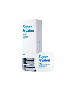 VT Cosmetics - Super Hyalon Capsule Mask - 10pcs