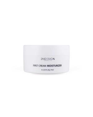 2NDESIGN - First Cream Moisturizer - 75ml