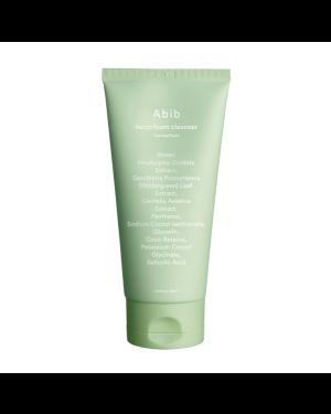 Abib - Mousse nettoyante contre l'acné Heartleaf Foam - 150ml