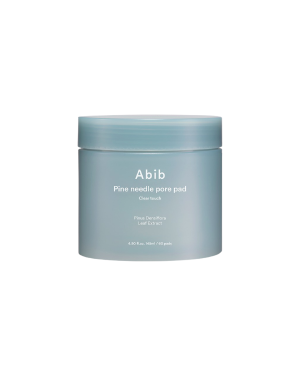 Abib - Pine Needle Pore Pad Clear Touch - 145ml / 60pads