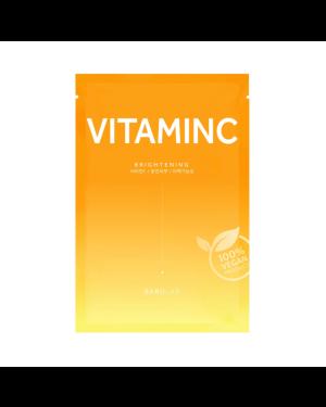 BARULAB - The Clean Vegan Masque à la vitamine C - 1pc