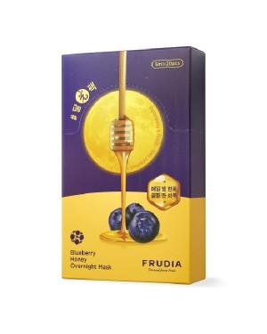 FRUDIA - Blueberry Honey Overnight Mask (20pcs)