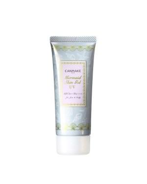 Canmake - Mermaid Skin Gel UV SPF 50+ PA++++ - 01 Clear