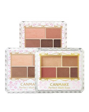 CANMAKE - Yeux multiples parfaits - 3.3g