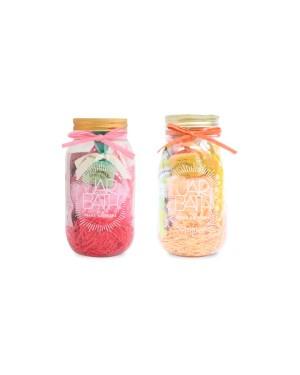 CHARLEY -  Jar Bath Salt Geschenkset - 6pcs