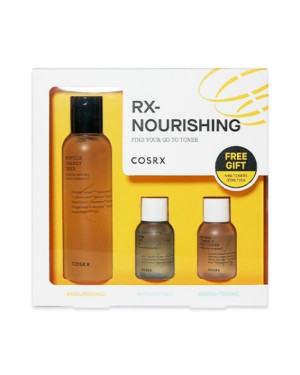 COSRX - Find Your Go To Toner - RX-Nourishing - 1set(3items)