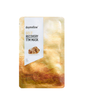 daymellow' - Gold Recovery TTM Mask - 1pc