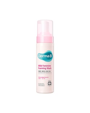 Derma:B - Mild Feminine Foaming Wash - 200ml