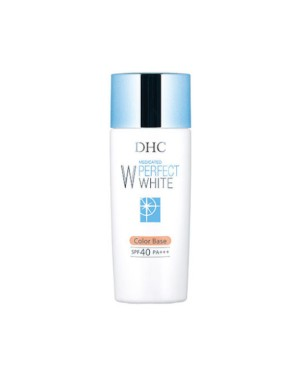 DHC - Medicated Perfect White Base de couleur - 30g