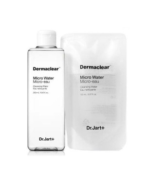 Dr. Jart+ - Dermaclear Micro Water Special Edition - 1set(2items)