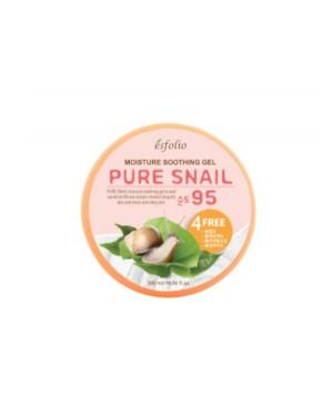 esfolio - Pure Snail Moisture Soothing Gel 95% - 300ml