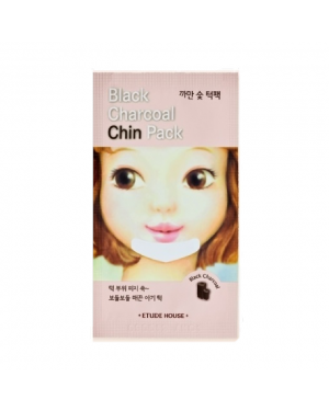Etude House - Black Charcoal Chin Pack