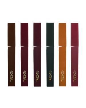 EXCEL - Long & Colored Lash Mascara - 8.2g