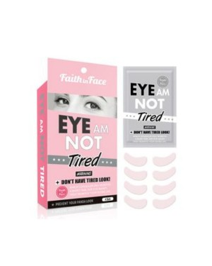 Faith in Face - Eye am not tired eye patch - 4 pairs