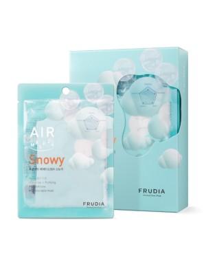 FRUDIA - AIR Mask 24 Snowy