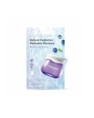 FRUDIA - Blueberry Hydrating Mask (new) - 20ml*1pc