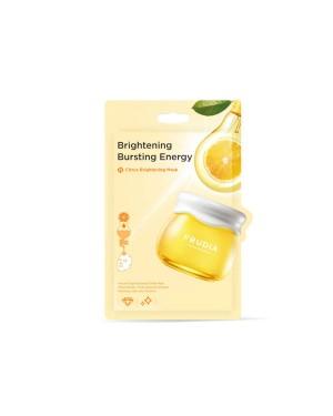 FRUDIA - Citrus Brightening Mask (new) - 20ml*1pc
