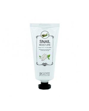 Jigott - Snail Moisture Foot Cream - 100ml