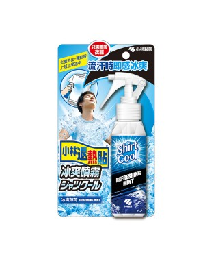 Kobayashi - Shirt Cool Strong Spray - Mint - 100ml