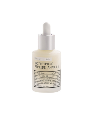 Logically, Skin - Brightuning Peptide Ampoule - 30ml