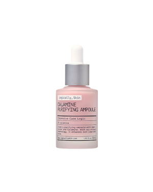 Logically, Skin - Calamine Purifying Ampoule - 30ml