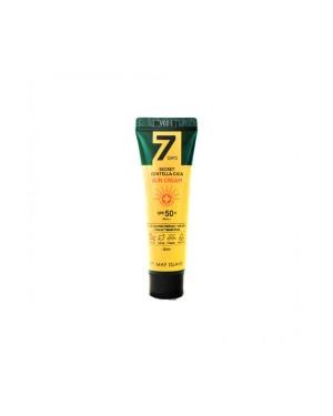 MAY ISLAND - 7 Days Secret Crème Solaire Centella Cica (SPF50 + PA +++) - 30ml
