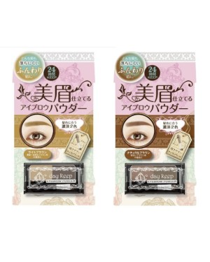 Naris Up - Day Keep 24 Hours Long Lasting Poudre à sourcils