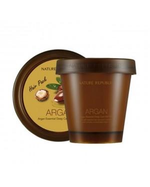 NATURE REPUBLIC -  Argan Essential Deep Care Haarpackung