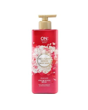 ON THE BODY - Perfume Shower Body Wash - Rose classique - 500g