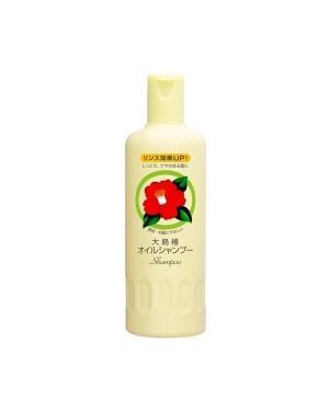 OSHIMA TSUBAKI - Shampooing à l'huile de camélia - 400ml