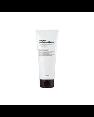 PURITO - De Green Deep Foaming Cleanser - 150ml