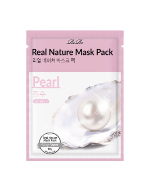 RiRe - Real Nature Mask Pack
