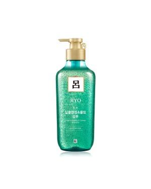 Ryo Hair - Deep Cleansing & Cooling Shampoo - 550ml