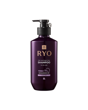 Ryo Hair - Jayangyunmo 9EX Hair Loss Expert Care Shampoo - For Oily Scalp - 400ml