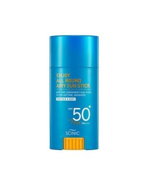SCINIC - Enjoy All Round Airy Sun Stick SPF50+ PA++++ - 25g
