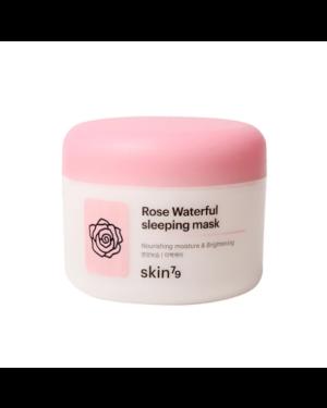 SKIN79 - Rose Waterful Sleeping Mask - 100ml